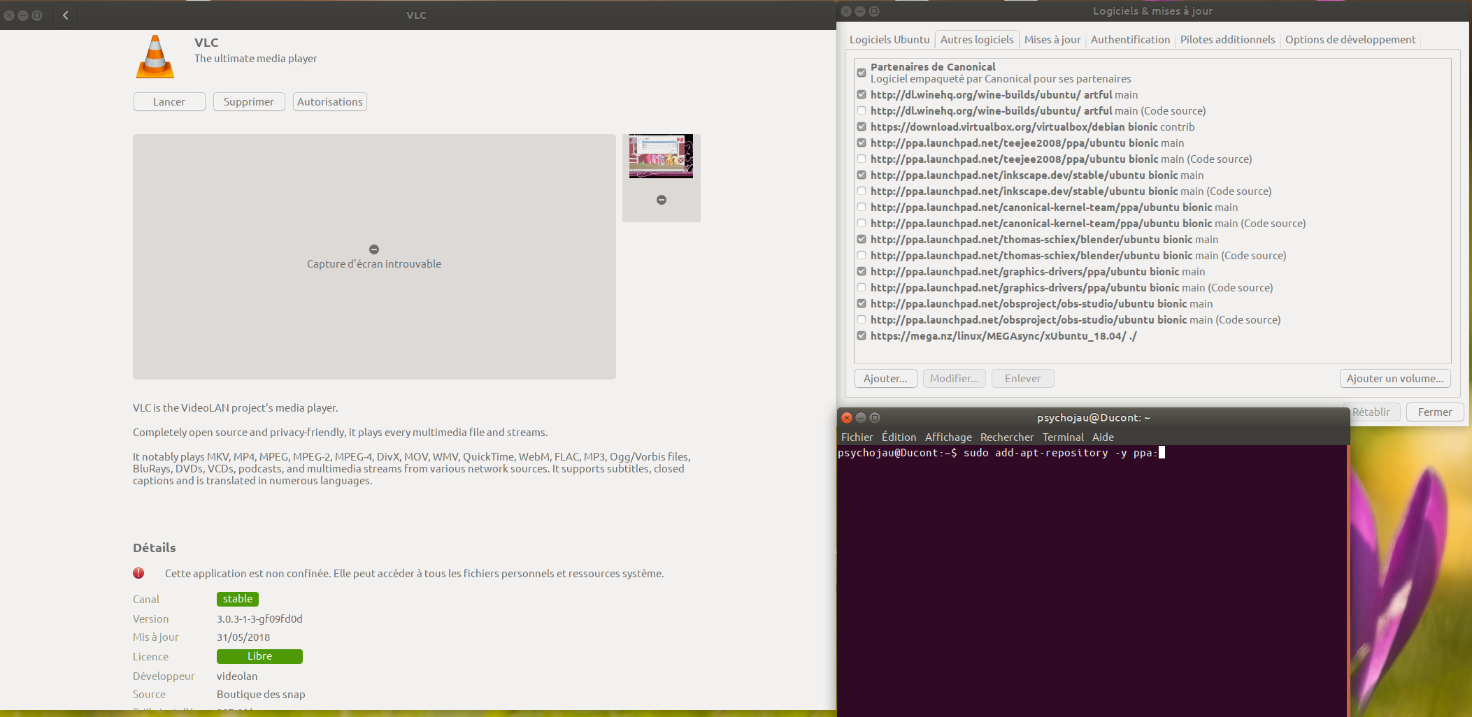 How to install  * on Ubuntu and derivatives