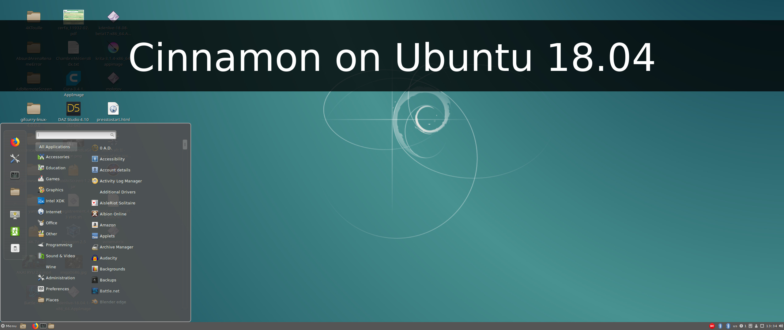 How to install Cinnamon in Ubuntu18 04